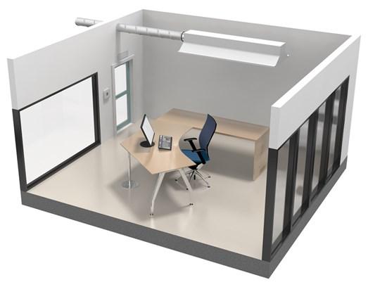 Вентиляция офиса: вентиляция и